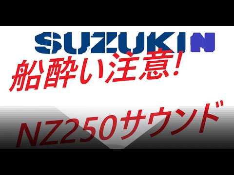 鈴菌 Nz250 油冷単気筒サウンド