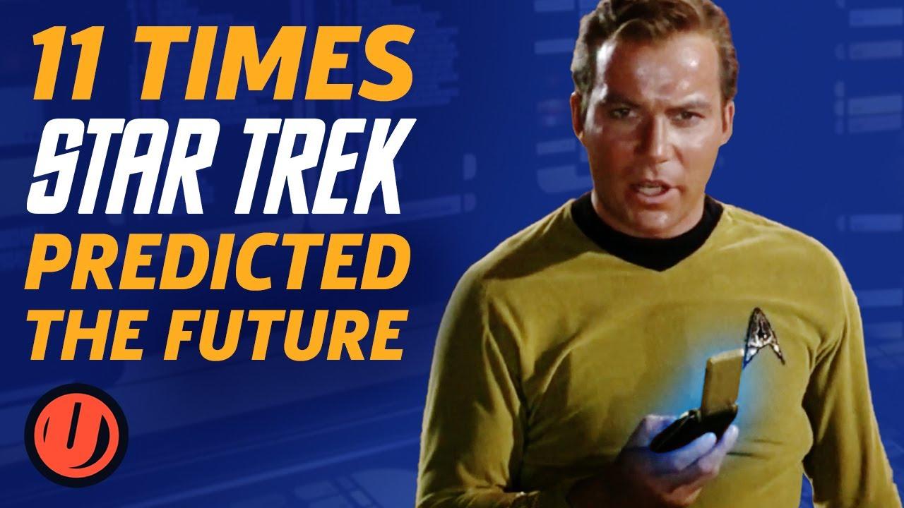 11 Times Star Trek Predicted The Future