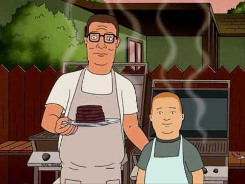 Hank Hill- Rock That Body Cover (feat. Boomhauer)