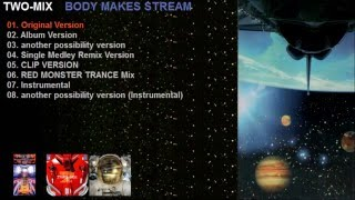 "(0:00) - 01. Original Version (5'11'') ""BODY MAKES STREAM"" from ○ 1..."
