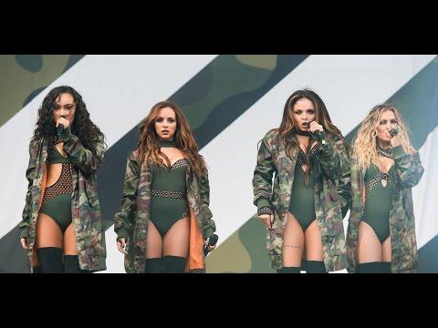 Little Mix - Salute (V Festival)