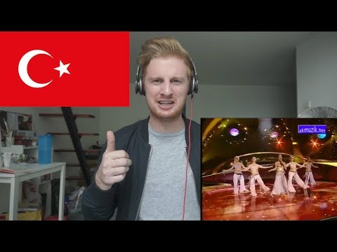 Sertab Erener-Everyway That I Can // TURKISH EUROVISION SONG REACTION