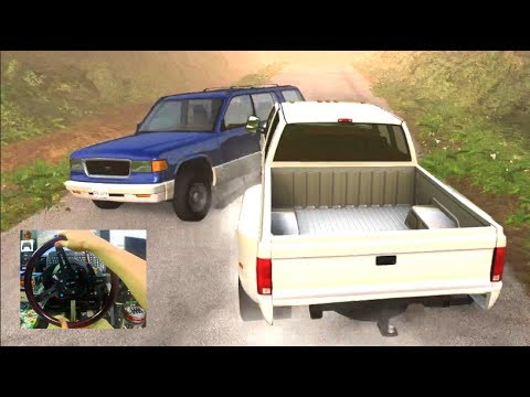 BeamNG MODS - GoPro  Worlds Scariest Police Chases Scenarios!