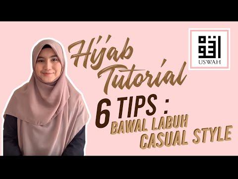 hijab-tutorial:-6-tips-gaya-bawal-labuh-casual-style