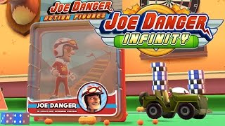 Random Games : Joe Danger Infinite - To infinity and beyond...