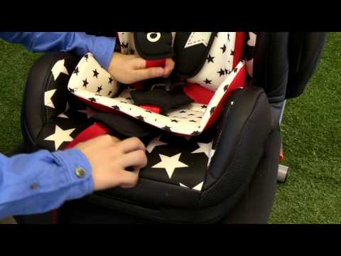 Cosatto Hug Group 1,2,3 Car Seat
