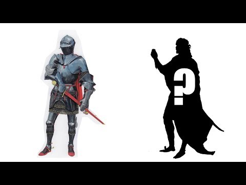 What Did Knights Wear When Not In Battle?