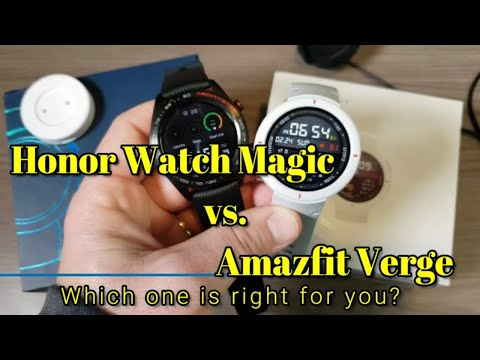 HONOR Watch GS Pro | Best value Smartwatch 2020 | 25 Day Battery | Only £249 from YouTube · Duration:  8 minutes 39 seconds