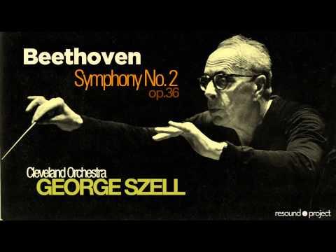 Beethoven - Symphony No.2 - Szell / Cleveland Orchestra