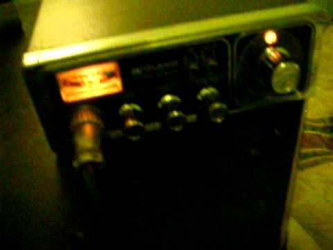 How to hook up a cb radio in your house