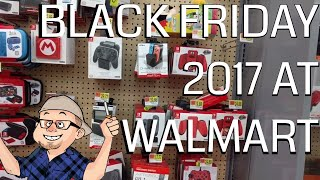BLACK FRIDAY 2017 at Walmart - Riggs' First Time