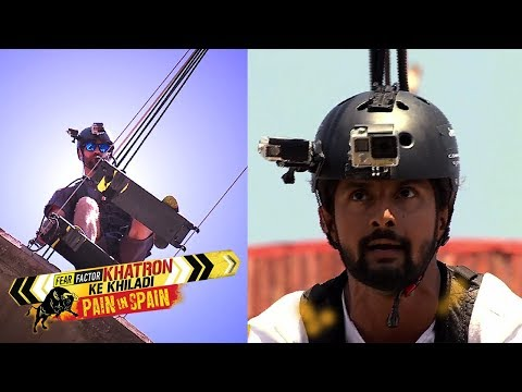 Khatron Ke Khiladi   Episode 17-18   Rithwik, Ravi face TOUGH CHALLENGES for finale