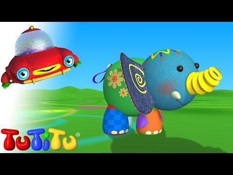 TuTiTu Toys | Elephant