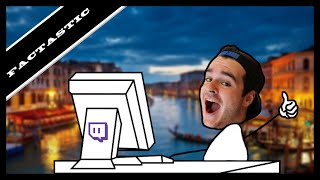 Chrizzo streamt und in Italien Obdachlos werden!? | FACTASTIC #010 | Chrizzo