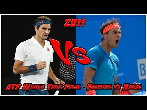 ATP World Tour Finals 2011 - Roger Federer vs Rafael Nadal