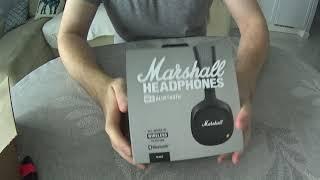 Marshall Mid Bluetooth | Розпакування