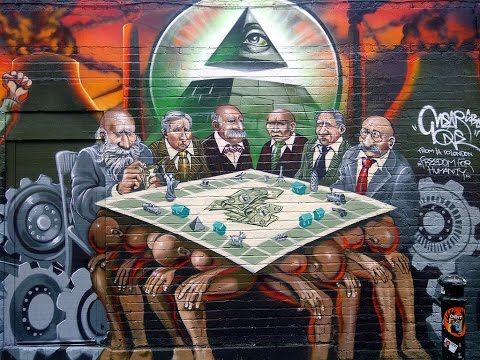 zionist world agenda