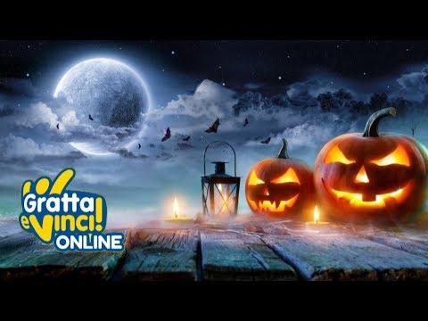 Gratta e Vinci - Prepariamoci per Halloween!