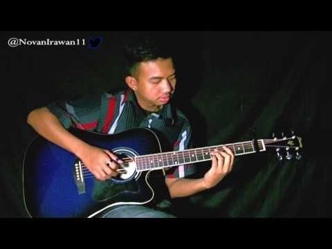 (Fatin Shidqia Lubis) Dia Dia Dia - Novan (Fingerstyle Guitar Cover)