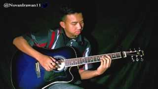 Video (Fatin Shidqia Lubis) Dia Dia Dia - Novan (Fingerstyle Guitar Cover) download MP3, 3GP, MP4, WEBM, AVI, FLV Maret 2018