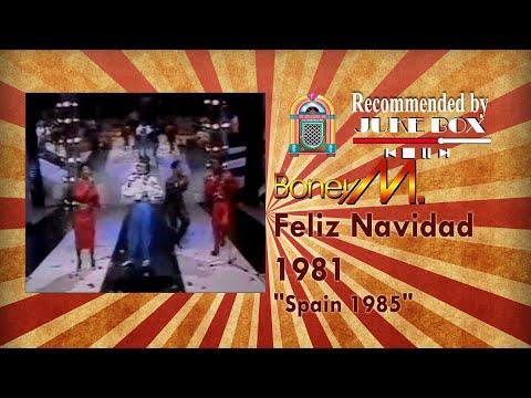 Boney M. Feliz Navidad 1981