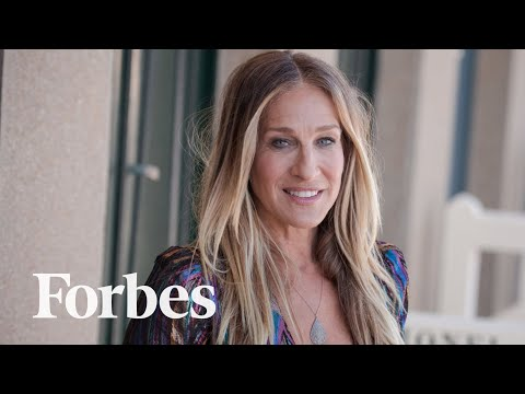 Sarah Jessica Parker: Influencing The National Character   Forbes Women's Summit
