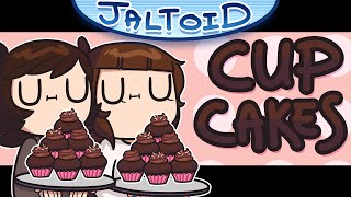 One of Jaltoid's most viewed videos: Cupcakes - Jaltoid Cartoons