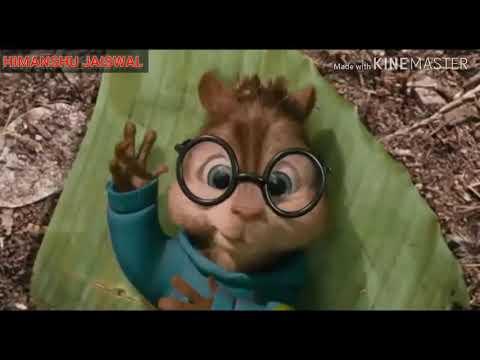 CHIPMUNK SONG -tere bin nahi lagda dil mera dholna (simba) latest best chipmunk  song