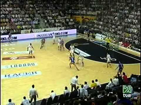 Liga de Campeones 2005/06 - Ciudad Real vs San Antonio - Final-Vta (Ciudad Real)
