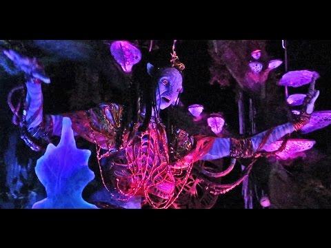 Disney Annual Passholder Preview Of Pandora World Of Avatar In Animal Kingdom!