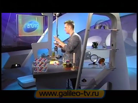 Галилео. Эксперимент. Коэффициент преломления