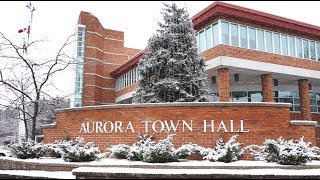 Youtube video::Santa Comes to Aurora