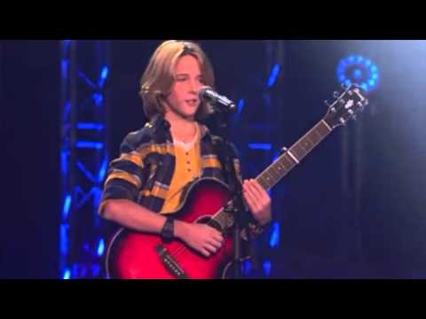 Matteo - Mmmbop | Blind Audition | The Voice Kids 2016