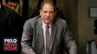 Harvey Weinstein's New York trial gets off to a dramatic start