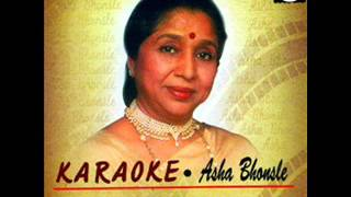 Ami Mon Diyechi-Full Karaoke-Asha Bhosle
