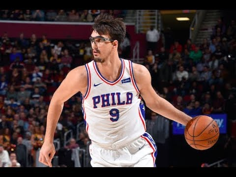 Dario Saric | Highlights vs Cavaliers (12.09.17) 17 Pts, 9 Rebs, 6 Asts
