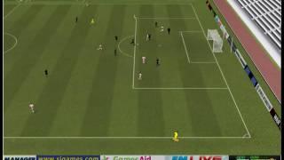 Football Manager 2010 match engine - Académica v Leixoes
