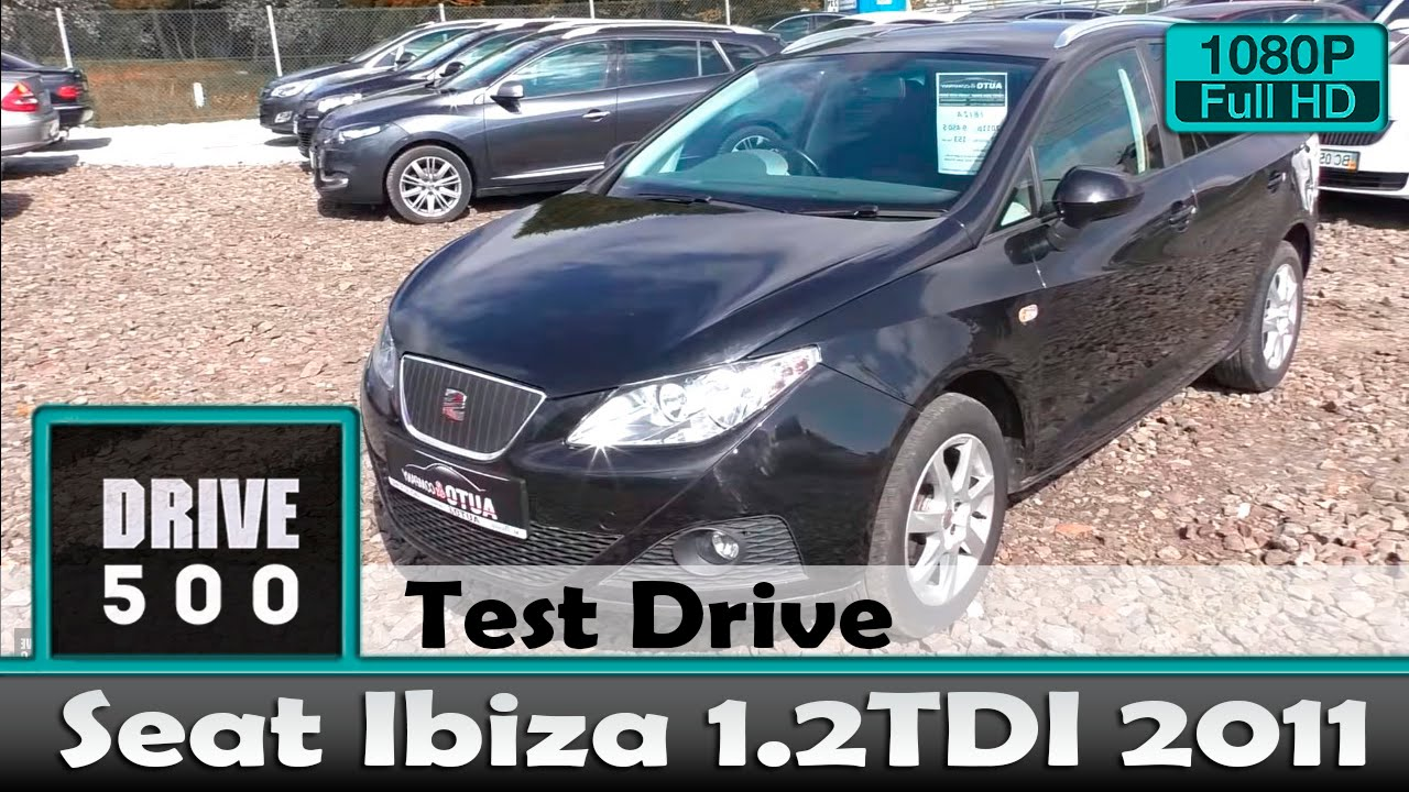 Seat Ibiza 2011 1.2TDI 5MT