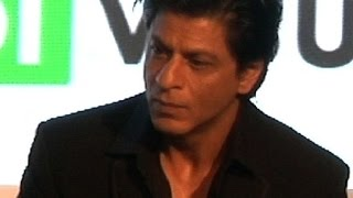 I am not taking U-turn, I stand by what I said, says Shah Rukh Khan on intolerance
