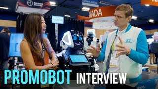 Promobot CEO speaks up about the Tesla vs. robot debacle