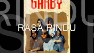 GARBY - RASA RINDU MP3
