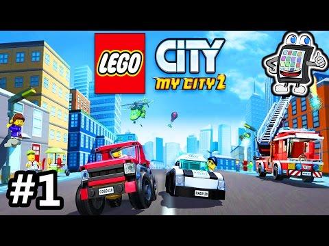 LEGO CITY MY CITY 2 Deutsch Neues Gameplay # 1 EIGENE LEGO STADT BAUEN! Spiel Mit Mir Apps Und Games