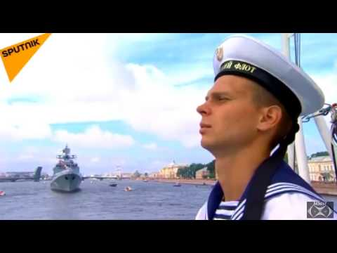 "Saint Petersburg Russia  7-30-2017  ""Russia Celebrates Navy Day"""
