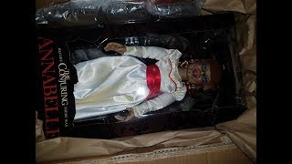 Unboxing 18 inch Annabelle from Mezco Toys thumbnail
