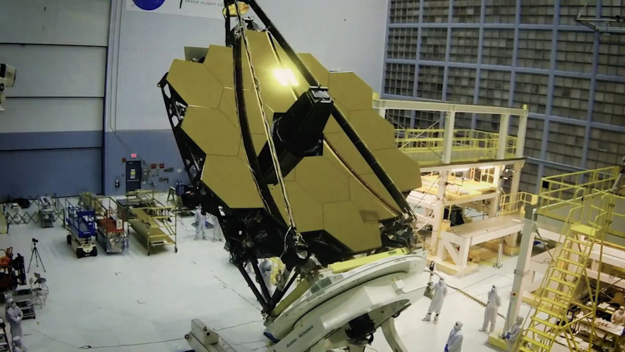 James Webb Space Telescope (WEBB/JWST) NASA