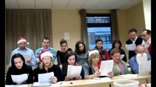 Les Étudiants de Français - Notre Chanson de Noël