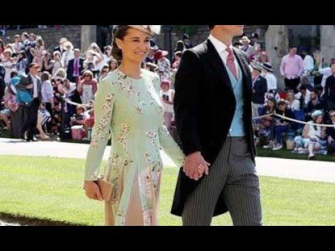 Matrimonio Pippa Middleton : Pippa middleton incinta al matrimonio di harry e meghan youtube