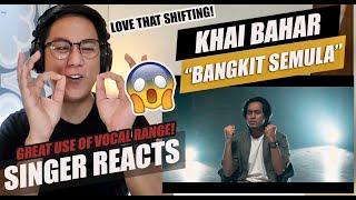 Khai Bahar Bangkit Semula Singer Reaction