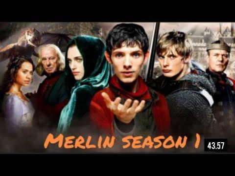 Download Merlin season 1 episode 1/1 [dragon call] English