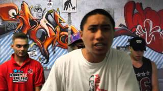 Straight Outta Sydney Cypher at Hip Hop KNECT Wk 4